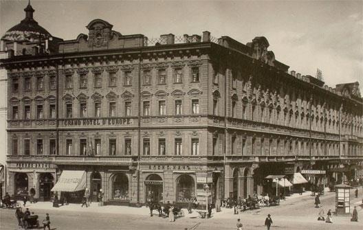 36 Nevsky Prospect Hotel Europa